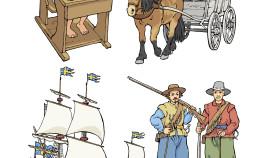 """ur """"PULS Historia"""", Natur och Kultur"""