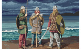 Vikingar, eget projekt